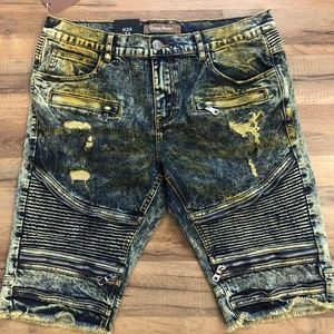 Other - Crysp Denim Shorts